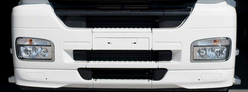 Knop naar de trucksector waar Xpower actief is en ERP-DMS software levert
