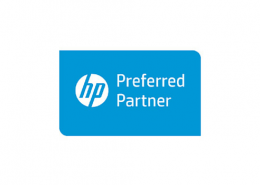 logo HP preferred partner voor IT-Infra afdeling hardware Xpower