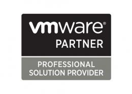 Logo van VMware partner van IT-infra hardware afdeling van Xpower dat instaat voor virtualisatie