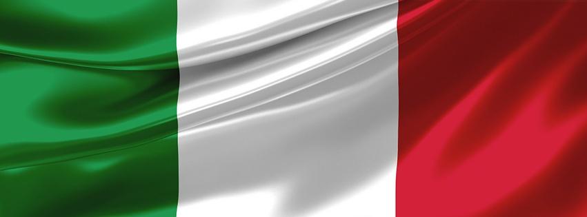 Italiaanse vlag - Xpower expansie