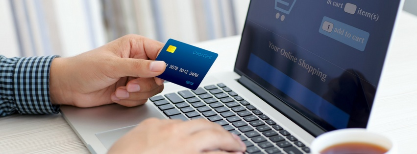 Knop naar module E-commerce