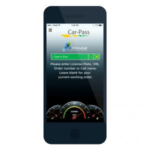 Car-Pass app