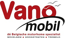 Logo Vano Mobil De Belgische Motorhome specialist